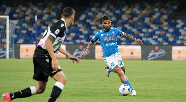Il Napoli asfalta l'Udinese con un perentorio 5-1. Azzurri a quota 100 gol stagionali