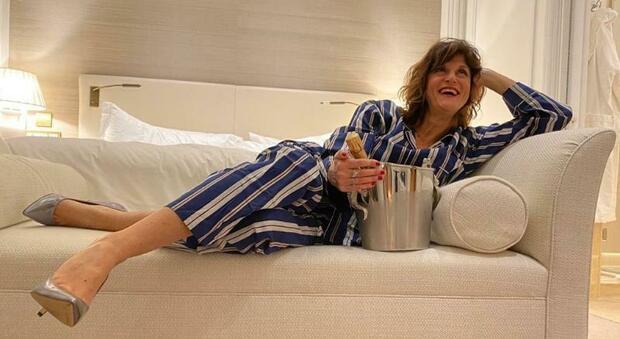 L'attrice Federica Cifola: «Altro che salame, quella fitta è lo stress da provini e da gare di nuoto delle figlie»