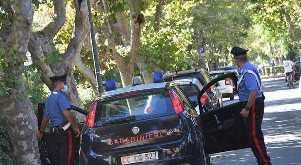 L'operazione messa asgeno dai carabinieri