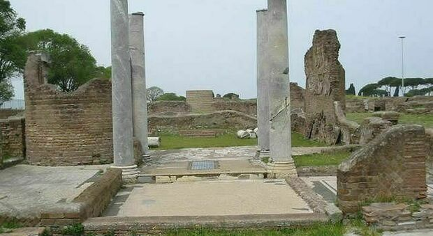 """Ostia Antica, scoperta la famiglia ebrea """"segreta"""" che costruì la più antica Sinagoga d'Italia"""