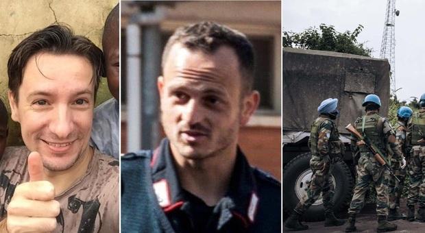 Congo, ambasciatore italiano Attanasio e carabiniere «portati nella foresta e uccisi». Procura di Roma apre indagine