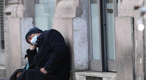Italia terza in Ue per aumento rischio povertà