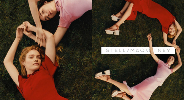 Stella McCartney sceglie Natalia Vodianova e Mariacarla Boscono per l'estate 2016