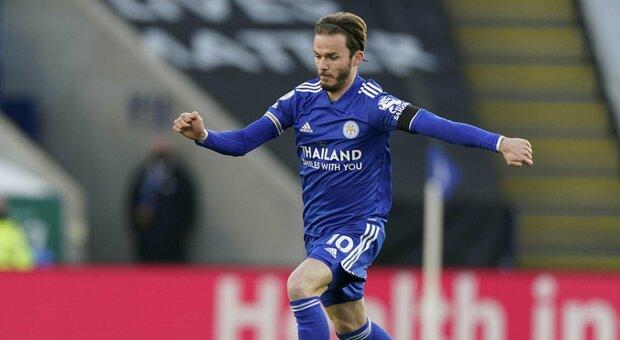 Covid, organizzarono una festa clandestina: il Leicester esclude dal match tre giocatori