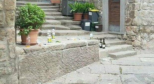 Degrado e risse notturne a San Pellegrino, la furia dei residenti: «Basta»