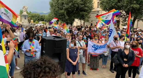 L'Arci Rieti sul Lazio Pride: «Lanciato messaggio importante: esistiamo»