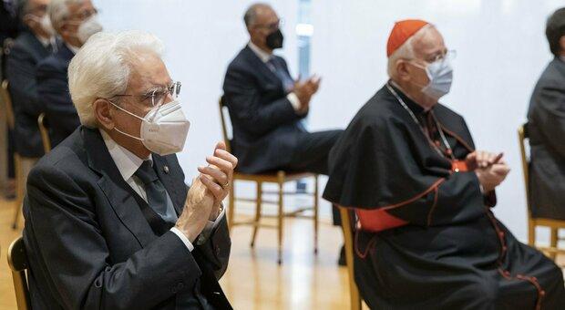 Mattarella alla proiezione del docufilm per la beatificazione del giudice Livatino. TV2000 celebra il magistrato e la sua beatificazione