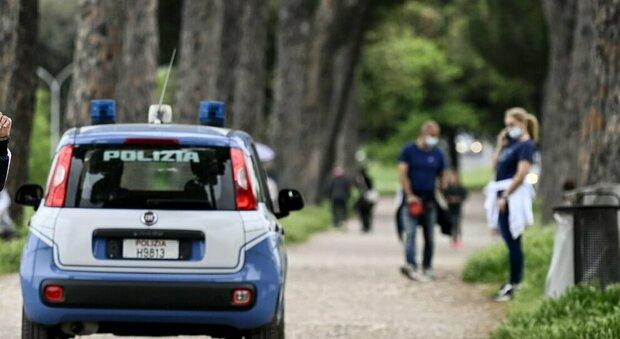 Roma, spari nel parco tra i passanti a Fidene: denunciati due ragazzi