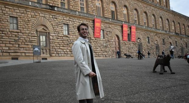 Lorenzo Tomassini a Firenze