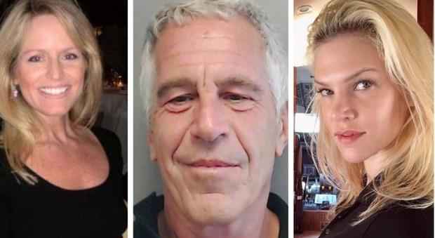 Epstein, in un libretto nero la rete di amici e soci d'affari