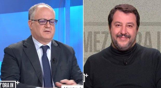 Mes, Gualtieri: da Salvini campagna terroristica per spaventare le persone