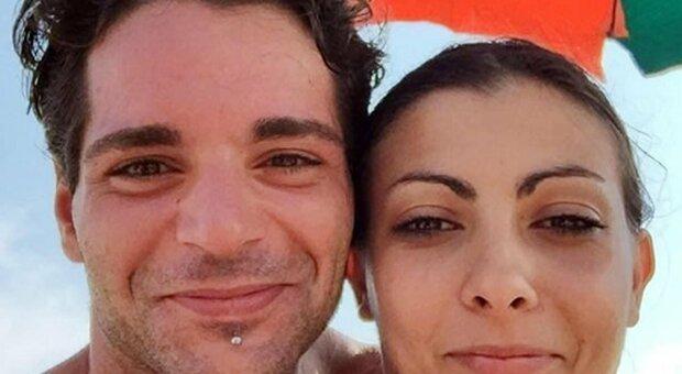 Roberto Lo Coco e la vittima Giulia Lazzari
