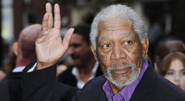 Morgan Freeman, otto donne lo accusano di molestie