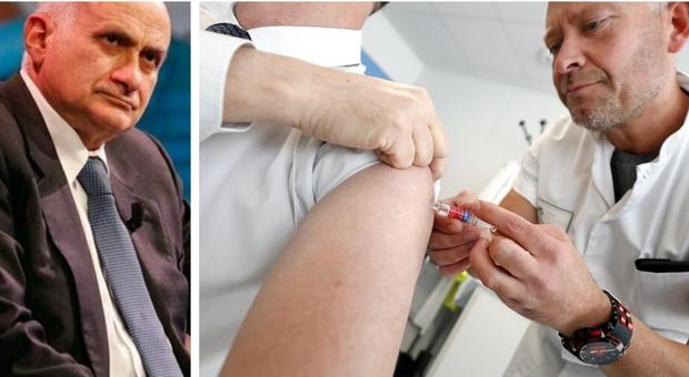 Covid, Ippolito (Spallanzani): «Chi è stato contagiato non deve vaccinarsi»