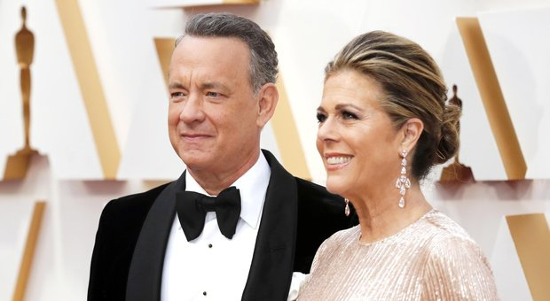 Coronavirus, il sangue di Tom Hanks e Rita Wilson servirà alla ricerca sul vaccino