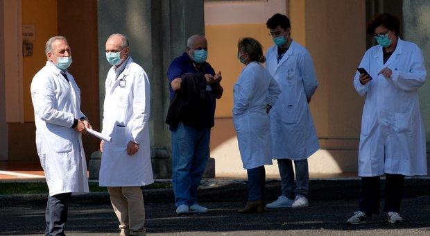 Coronavirus Lazio, contagiati a quota 1008. I rianimatori: siamo in pochi