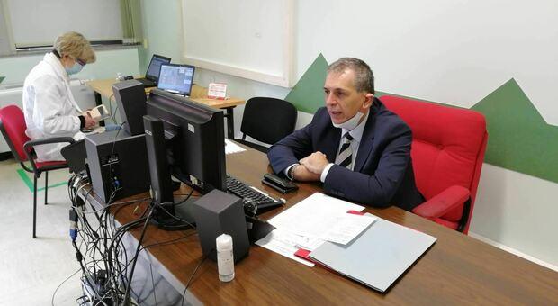 Il dottor Massimo De Fino