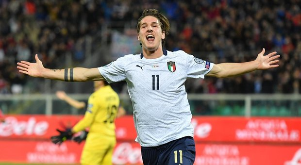 Zaniolo fa impazzire la Roma e l'Italia. A Palermo c'era lo United a vederlo