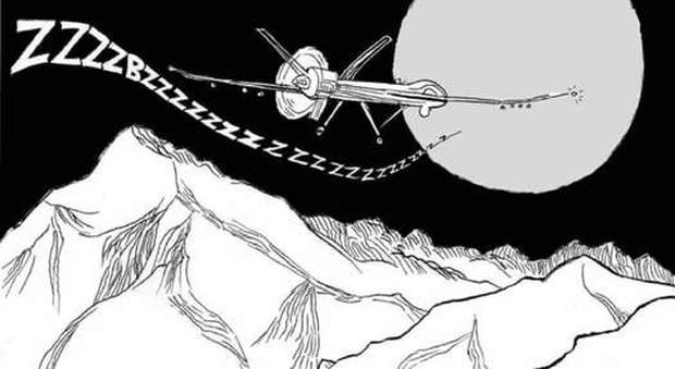 """""""Verax"""": sorveglianza e droni mortali, il fumetto si fa d'inchiesta"""