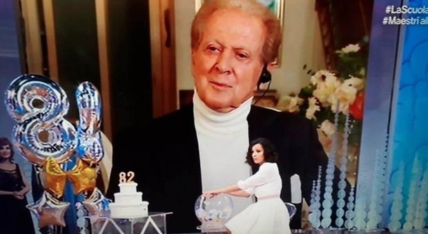 Caterina Balivo, caos a Vieni da me: intervista Memo Remigi e in diretta parte un audio imbarazzante