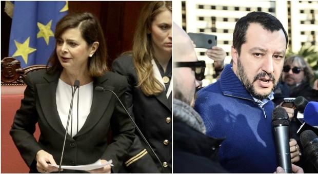Boldrini attacca salvini lui il cattivo maestro dietro for Casa artigiana progetta il maestro del primo piano