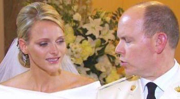 Risultati immagini per matrimonio monaco principi