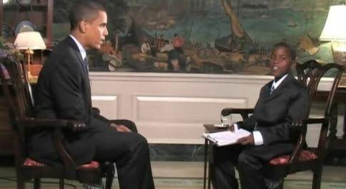 Morto Damon Weaver, il bambino che a 11 anni intervistò Obama