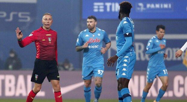 Coppa Italia, a Valeri il derby Inter-Milan. Per Atalanta-Lazio c'è Pairetto