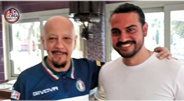 Serie D, Enrico Ruggeri tesserato dal Sona per giocare insieme a Maicon