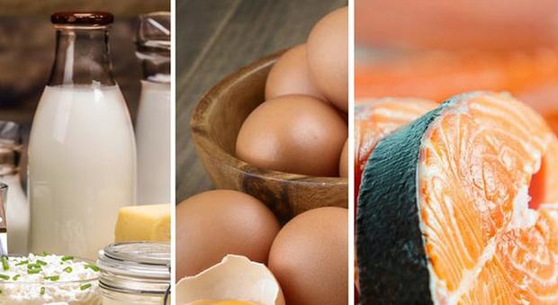 Tiroide, fare il pieno di iodio per tenerla in forma con pesce uova e latte