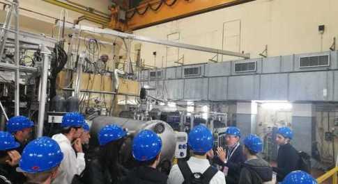 Il laboratorio dell'Enea a Frascati