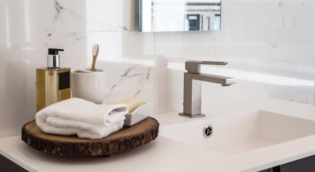 Il bagno: come arredarne uno piccolo massimizzando gli spazi