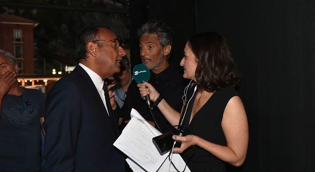 Premio Biagio Agnes, questa sera su Rai1 con Fiorello e Conti la serata finale da Sorrento