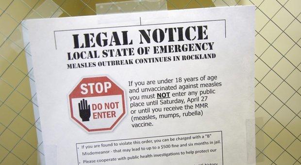 Genitori No Vax organizzano