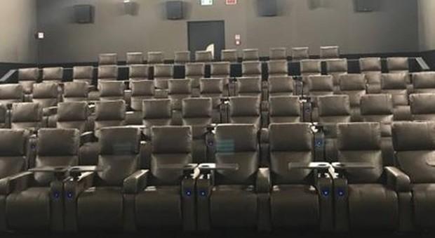 Al cinema come in salotto: Uci Cinema presenta le sale Luxe
