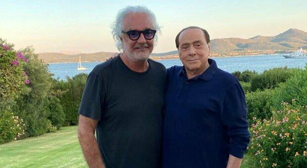 Briatore positivo, da Berlusconi a Mihajlovic, ecco con chi è stato a contatto l'imprenditore