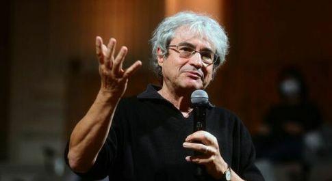 Lo scrittore Carlo Rovelli