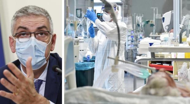 Covid, Brusaferro (Iss): «La curva delle terapie intensive si appiattisce, ma non rilassiamoci»