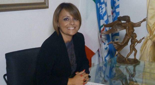 Monica Picca, candidata del centrodestra alla presidenza del X Municipio