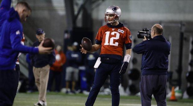 Super Bowl, Brady e la notte dei giganti per diventare leggenda