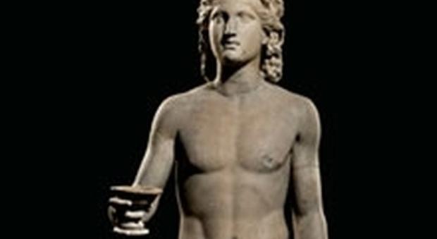 All'asta da Christie's statua di Dioniso scoperta nella Villa Adriana  a Tivoli