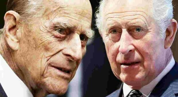 Principe Filippo, l'ultima conversazione con il figlio Carlo: «Ecco cosa ci siamo detti prima che morisse»