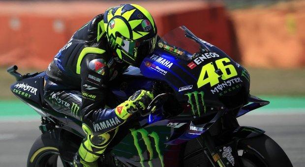 best loved 8debd 5478f Moto Gp, Valentino Rossi: «Devo trovare il giusto feeling»