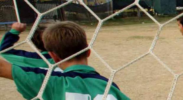 Abusi su baby calciatori, procuratore arrestato fuori dal centro As Roma di Trigoria