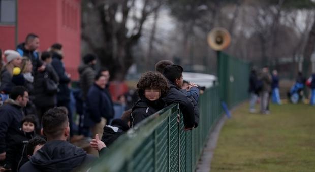 Allenamento a parte aperte della Nazionale Italiana di Rugby all'Acqua Acetosa (Cecilia Fabiano/Ag.Toiati)