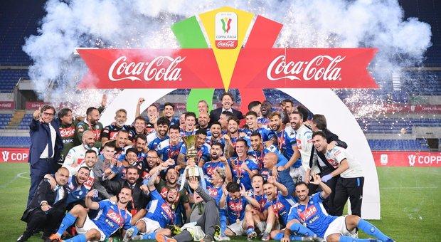 La Coppa Italia è del Napoli: Juve battuta 4-2 ai rigori