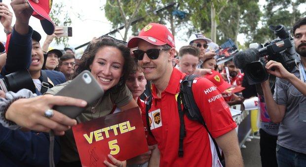 F1, Vettel