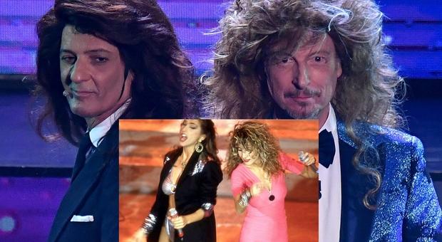 Sanremo 2021, Jo Squillo contro Fiorello e Amadeus: «Hanno banalizzato un messaggio. Il prossimo Festival sia in mano alle donne»