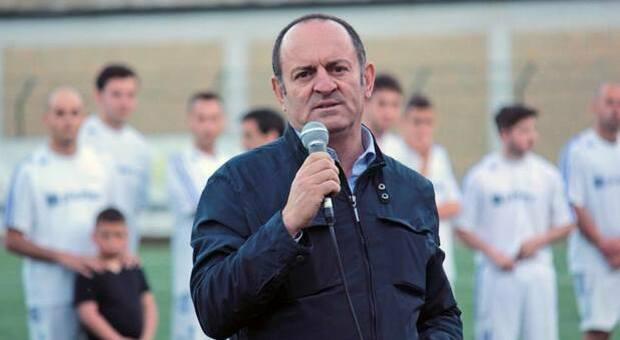 Il presidente dell'Itri Vincenzo Ialongo