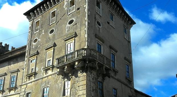 .Giove, il castello è in ristrutturazione; sarà riportato all'aspetto originale e forse diventerà un albergo